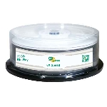 CD Solutions Valueline Silver Lacquer 6X BD-R, 600 per Box
