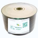 CD Solutions Valueline White Inkjet DVD+R DL, 600 per Box
