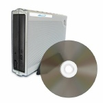 M-DISC Archival Startup Kit with External Writer and Media