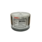 CMC Pro WaterShield Silver Inkjet CD-R, Glossy, 600 Count Box