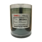 CMC Pro White Thermal CD-R, Prism, 600 Count Box