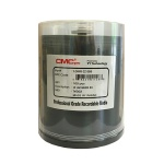 CMC Pro Silver Thermal Lacquer 8X DVD-R, Cakebox, 600 Count Box