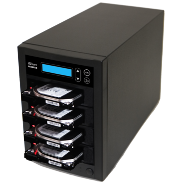 EZ Dupe Hard Drive / SSD Duplicator 3 target