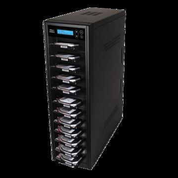 EZ Dupe Hard Drive / SSD Duplicator 11 target