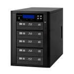 Spartan All-in-One 4 Target Multimedia Duplicator with Blu-ray