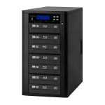 Spartan All-in-One 6 Target Multimedia Duplicator with Blu-ray