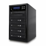 Spartan All-in-One 4 Target Multimedia Duplicator