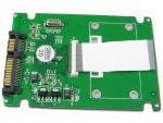 1.8″ IDE ZIF to SATA adapter. Clone 1.8″ IDE ZIF type drives  for the ZCloneXi hard drive duplicator from Logicube