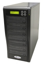 MF Digital Dolphin 5700 7-Drive Blu-ray Duplicator