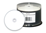 Microboards Dual Layer DVD+R Media, 8X, White Inkjet, 300 Count  Box