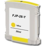 Yellow Ink Cartridge for FlashJet Pro and NS-4500i