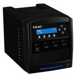 Teac 3-Drive USB Flash Drive Tower Duplicator