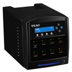 Teac 7-Drive USB Flash Drive Tower Duplicator