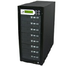 U-Reach 7-Target Daisy Chain DVD Tower Duplicator