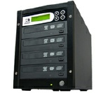 U-Reach 3-Target DVD Tower Duplicator