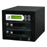 U-Reach 1-Target Hard Drive Duplicator Tower