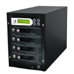 U-Reach 3-Target Hard Drive Duplicator Tower