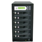 U-Reach 5-Target Hard Drive Duplicator Tower
