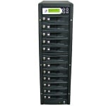 U-Reach 11-Target Hard Drive Duplicator Tower