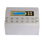 U-Reach 9-Target USB Flash Drive Duplicator, Gold Series