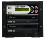 uPro 1-Target Multimedia CD/DVD/USB Duplicator