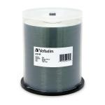 Verbatim DataLifePlus Shiny Silver Lacquer 52X CD-R, 400 per Box