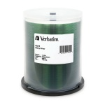 Verbatim Shiny Silver Lacquer 52X CD-R, 400 per Box