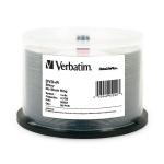 Verbatim 8X Silver Thermal Lacquer DVD+R, 200 per Box