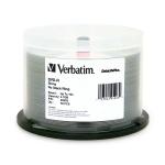 Verbatim 16X Silver Thermal Lacquer DVD-R, 200 per Box