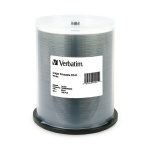 Verbatim White Inkjet Printable 52X CD-R, 400 per Box