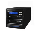 Vinpower Digital Econ Series SATA Blu-ray/DVD/CD Tower Duplicator, 2-Target
