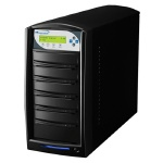 Vinpower Digital SharkCopier SATA DVD/CD Tower Duplicator, 4-Target
