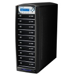 Vinpower Digital SharkBlu SATA BDXL Blu-ray/DVD/CD Tower Duplicator, 10-Target