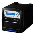 Vinpower Digital SharkBlu SATA BDXL Blu-ray/DVD/CD Tower Duplicator, 1-Target