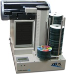 Zeus 4-Drive CD/DVD Publisher, SpeedJet Printer, 420-Disc