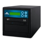 Spartan BDXL Bluray/DVD/CD Duplicator, 500GB HDD, 1-Target