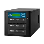 Spartan BDXL Bluray/DVD/CD Duplicator, 500GB HDD, 3-Target