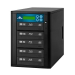 Spartan BDXL Bluray/DVD/CD Duplicator, 500GB HDD, 5-Target