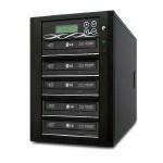 Spartan Blu-ray 5 Target Tower Duplicator