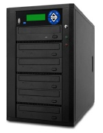 Spartan Duo Blu-ray Duplicator, SATA, 500GB HDD, 6-Drives