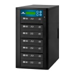 Spartan BDXL Bluray/DVD/CD Duplicator, 500GB HDD, 7-Target