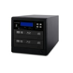 Spartan All-in-One 1 Target Multimedia Duplicator with Blu-ray