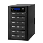 Spartan All-in-One 5 Target Multimedia Duplicator with Blu-ray