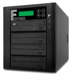 SpartanPro Fortress DVD/CD Duplicator 1 to 3 Targets