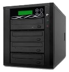 SpartanEdge SATA DVD/CD Duplicator 1 to 3 Targets