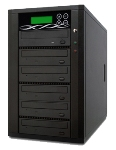 SpartanPro SATA DVD/CD Duplicator 1 to 5 Targets