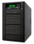 SpartanPro SATA DVD/CD Duplicator 1 to 5 Targets