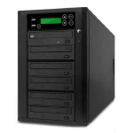 Spartan Duo PLUS 5-Target SATA CD/DVD Duplicator