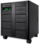 SpartanEdge SATA DVD/CD Duplicator 1 to 15 Targets