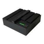 iOpen 4-Target High-Speed Hard Drive Duplicator